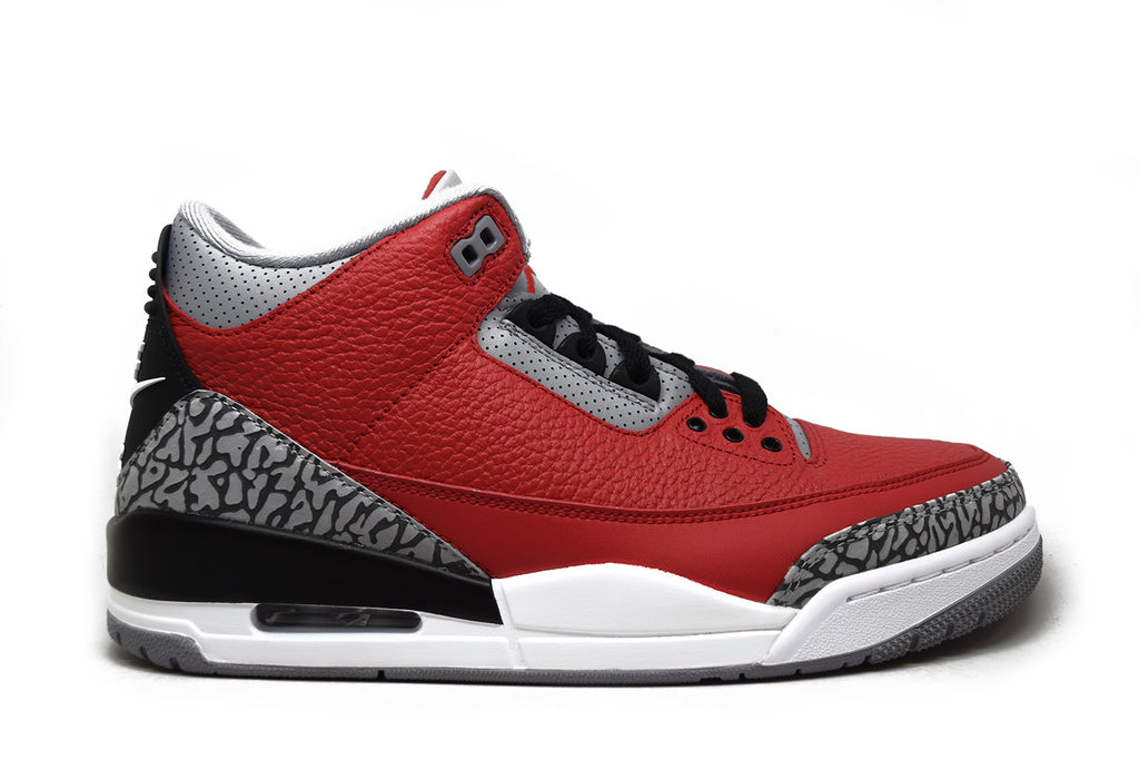 Air Jordan 3 Retro SE Unite Fire Red