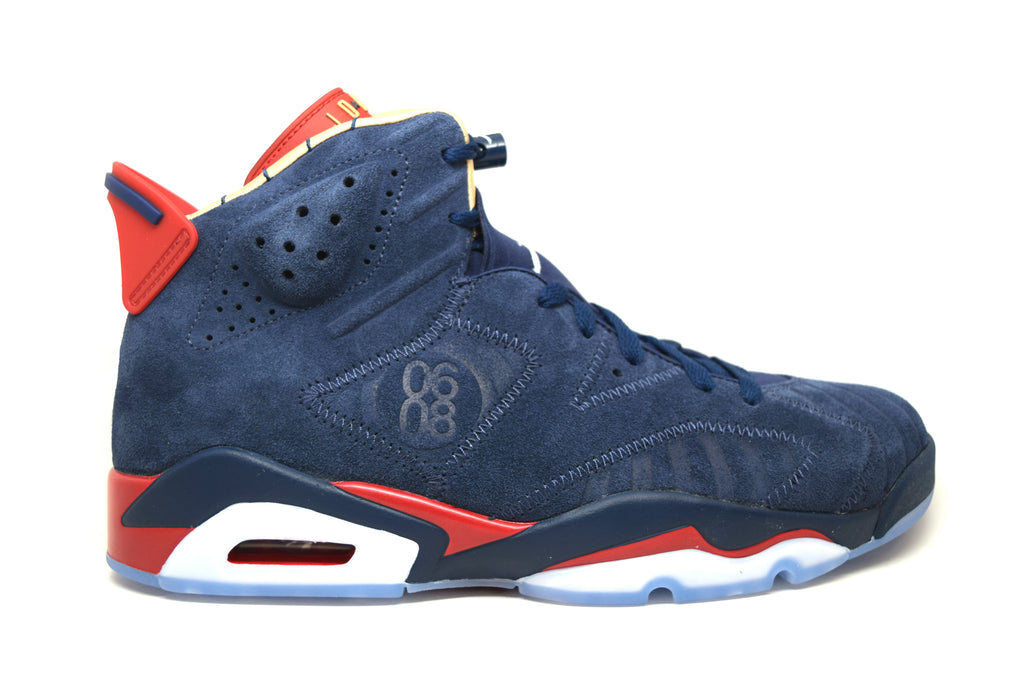 5dda3d928bcd Air Jordan 6 Retro DB Doernbecher 2019