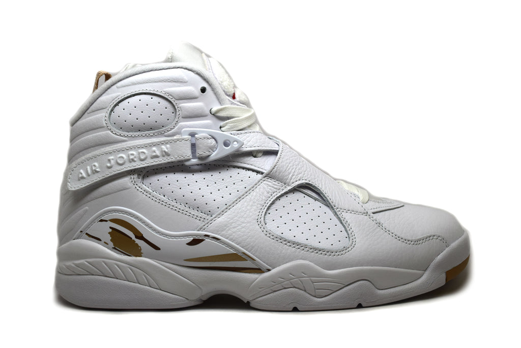 Air Jordan 8 Retro OVO White