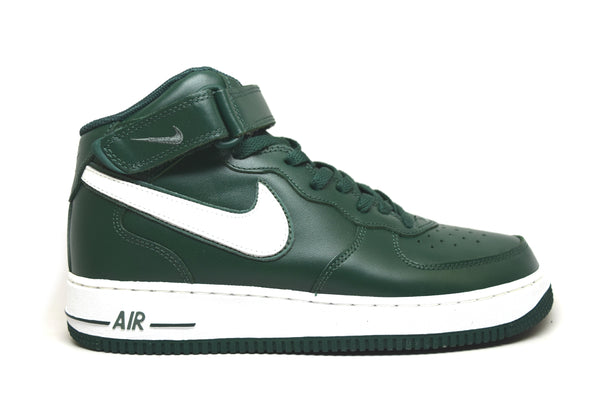 Nike Air Force 1 Mid Black Forest Green – PRSTG SHOP