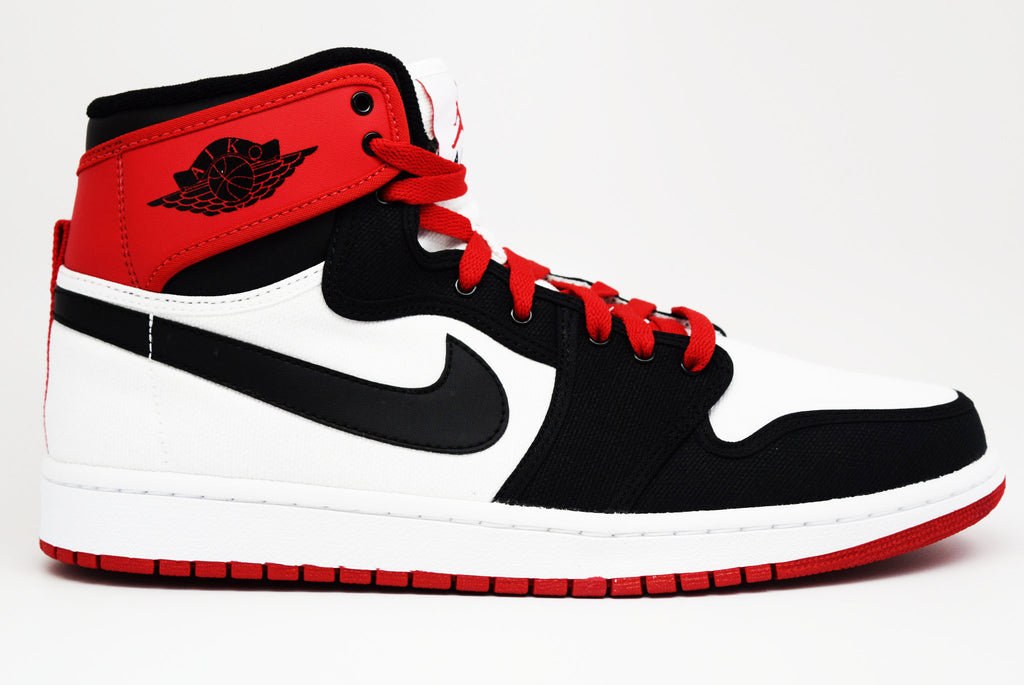 Air Jordan 1 Retro AJKO Black Toe