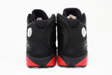 Air Jordan 13 Retro Black Gym Red GS