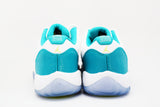 Air Jordan 11 Retro Low Aqua GS