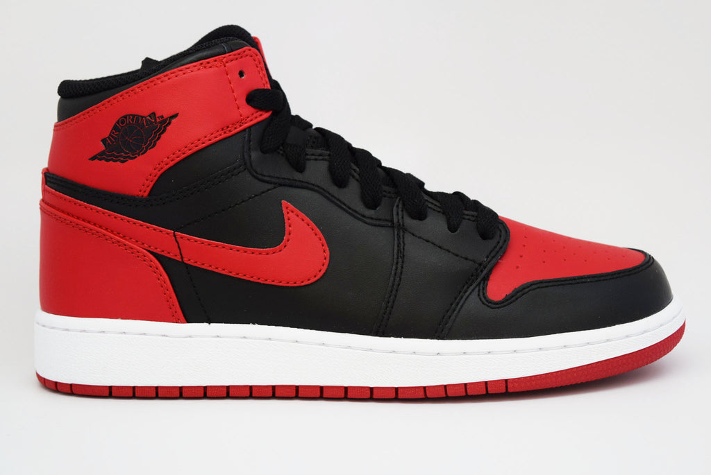 Air Jordan 1 Retro Bred 2013 GS