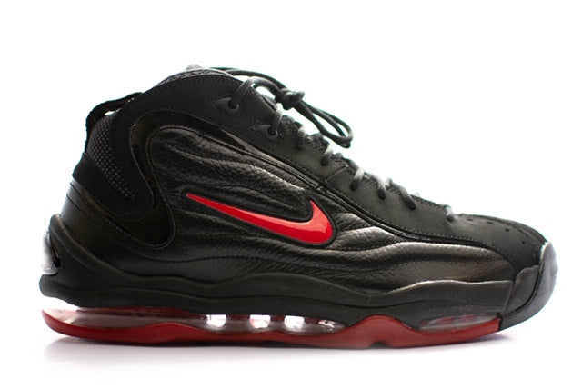 Nike Air Total Max Uptempo Black Varsity Red