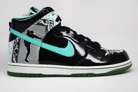 Nike Dunk High PRM Dontrelle