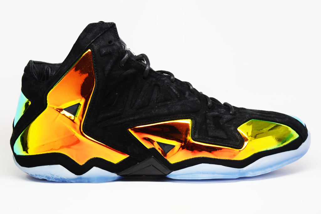 db868c9843c7b Nike Lebron 11 EXT QS Kings Crown