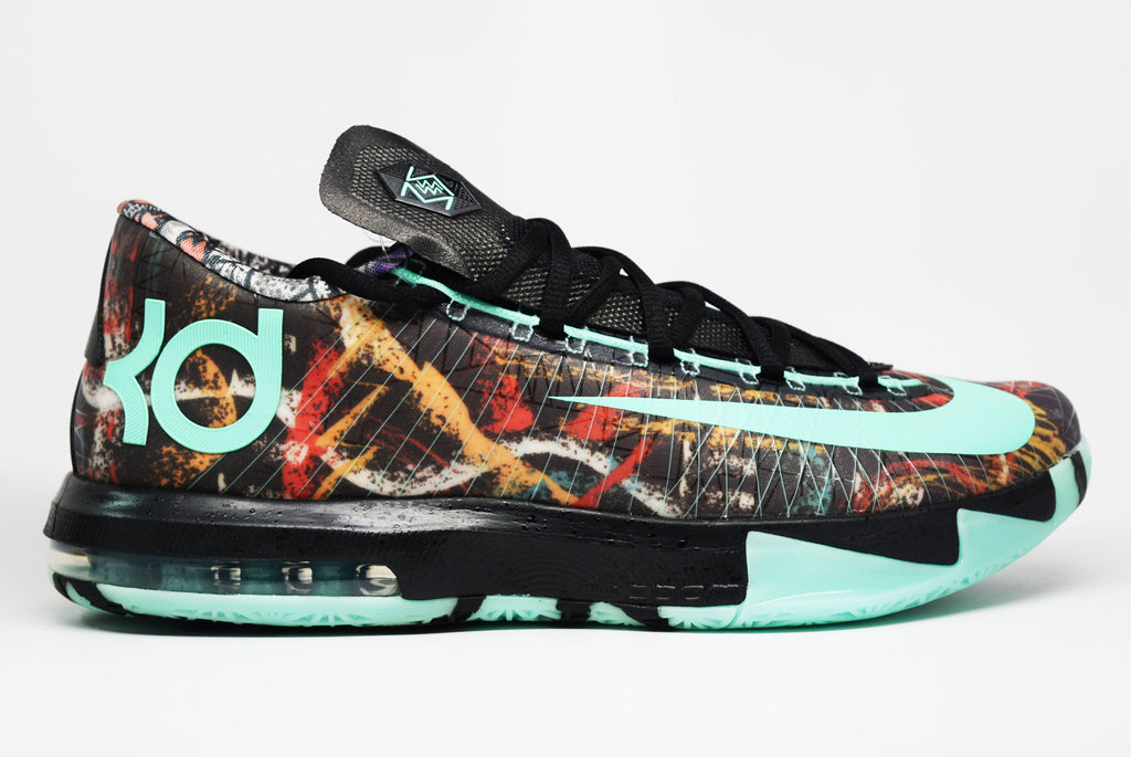 "Nike KD 6 All Star ""Gumbo League"""