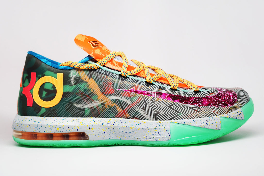 Nike KD 6 Premium What The KD