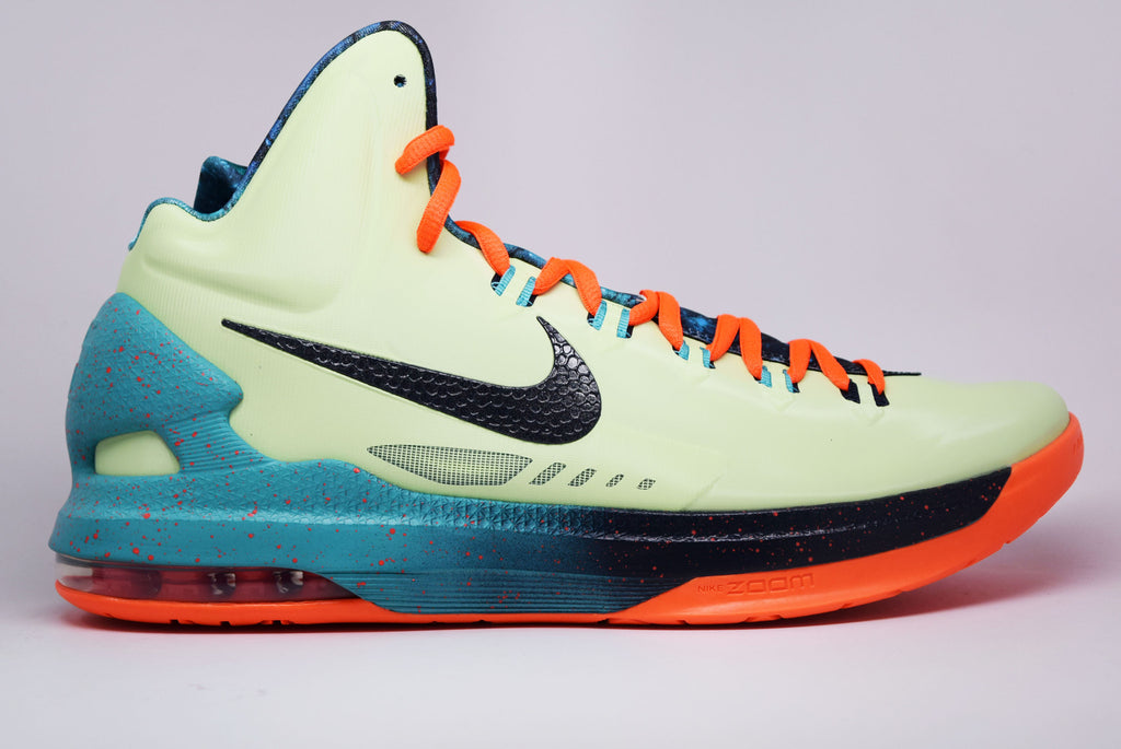the latest 9cae6 4d7cb Nike KD 5 Area 72 All Star