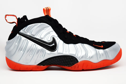 Nike Air Foamposite Pro Crimson