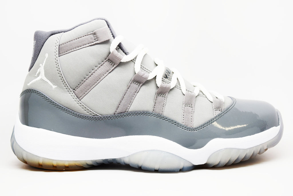 Air Jordan 11 Retro Cool Grey 2010