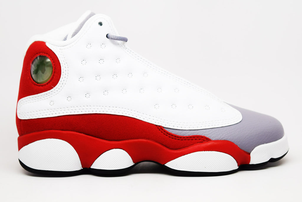 Air Jordan 13 Retro Grey Toe GS
