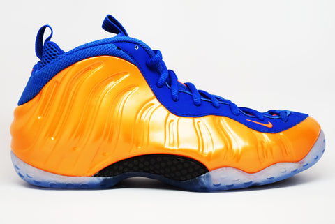 Nike Air Foamposite One Knicks