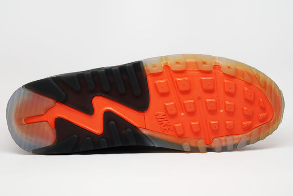 official photos a202f 5ac2f ... Nike Air Max 90 ICE HW QS Halloween ...