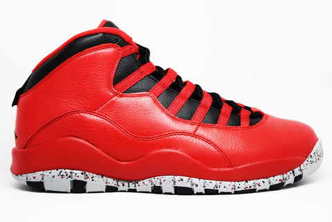 Air Jordan 10 Retro 30th Bulls Over Broadway
