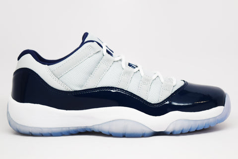 Air Jordan 11 Retro Low Georgetown BG GS
