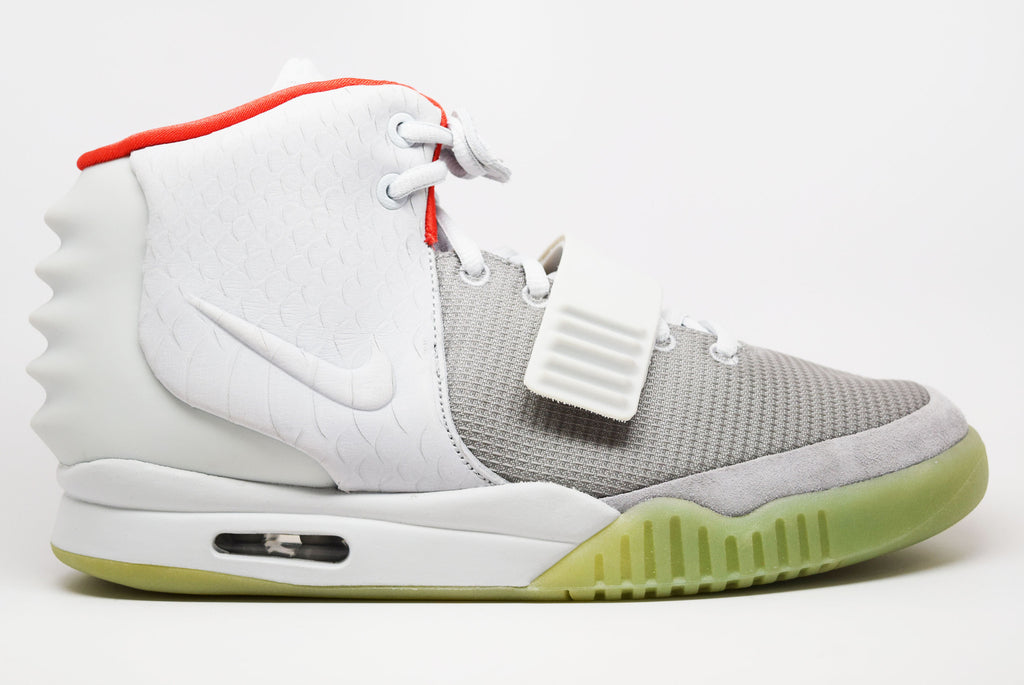 Nike Air Yeezy 2 NRG Platinum