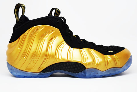 Nike Air Foamposite One Gold
