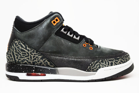 Air Jordan 3 Retro Fear GS