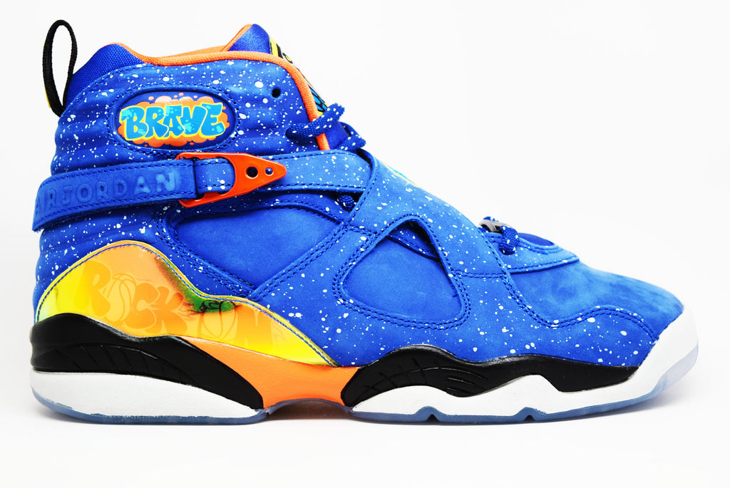 cfe07075b2a7 Air Jordan 8 Retro DB Doernbecher GS