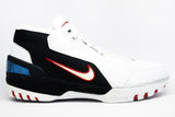 Nike Air Zoom Generation White Varsity Crimson Black
