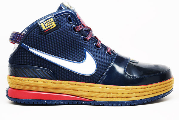 super popular 2569e 575a4 Nike Zoom Lebron 6 Chalk ...
