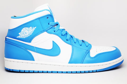 Air Jordan 1 Retro Mid Legend Blue