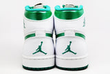 Air Jordan 1 Retro High Do The Right Thing Sea Green