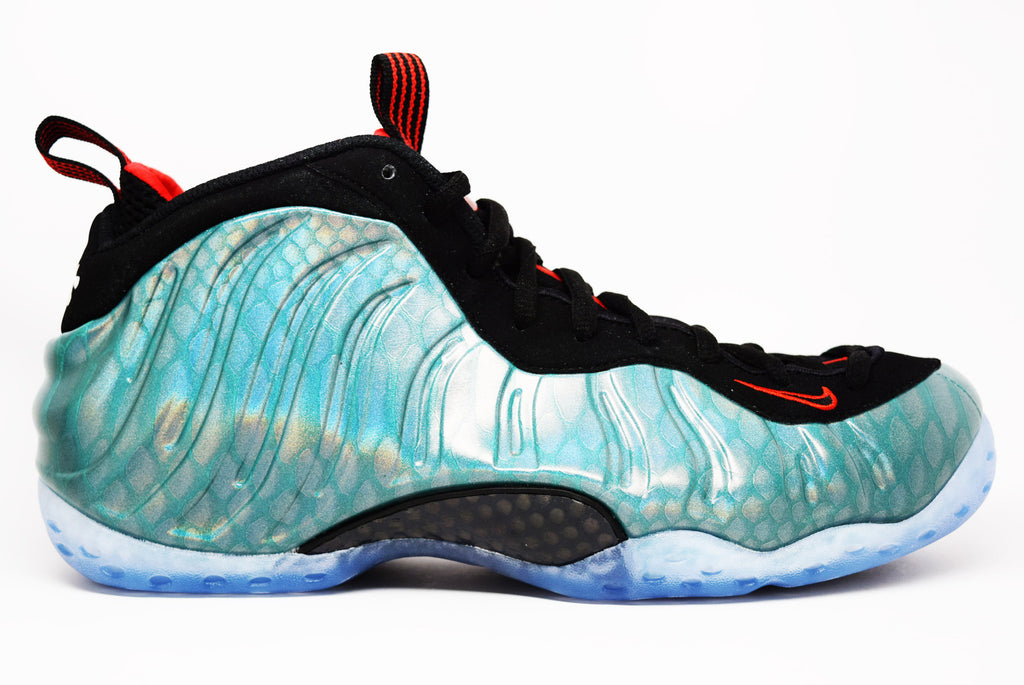 Nike Air Foamposite One PRM Gone Fishing