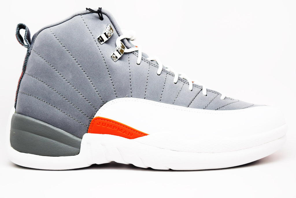 Air Jordan 12 Retro Cool Grey