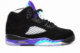 Air Jordan 5 Retro Black Grape GS