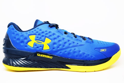Under Armour Curry One Low Warriors