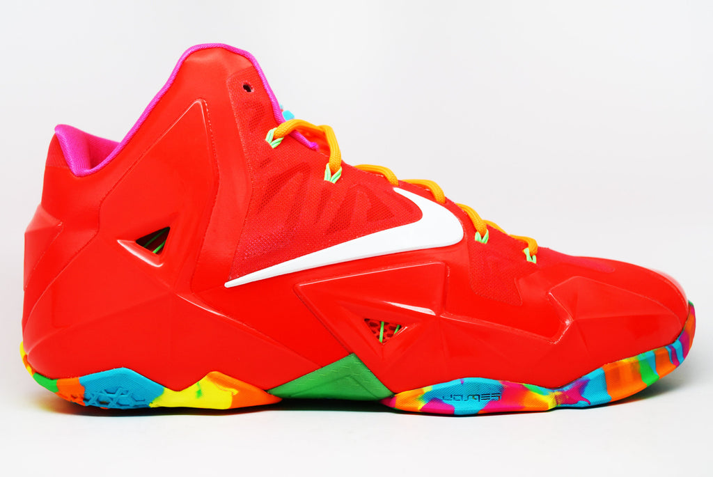 LeBron 4 Fruity Pebbles |Lebron 10 Fruity Pebbles