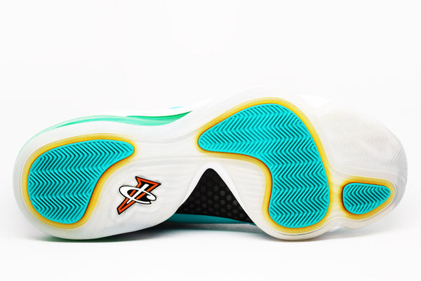 best website 04beb c2d37 ... Nike Air Penny 5 Miami Dolphins ...