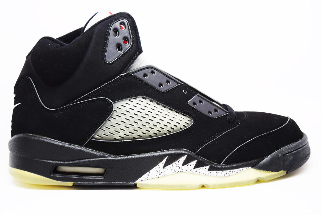 Air Jordan 5 Retro Black Metallic 2000