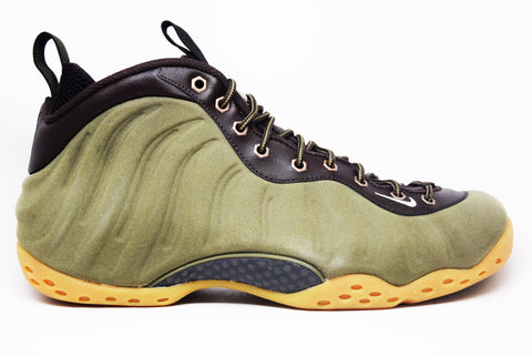 Nike Air Foamposite One Prm Olive
