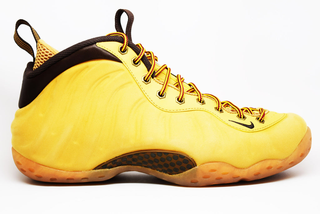 Nike Air Foamposite One PRM Wheat
