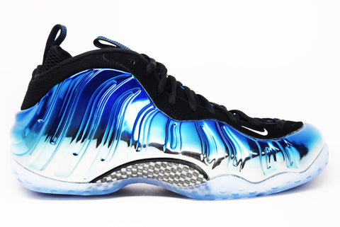 Nike Air Foamposite One PRM Blue Mirror