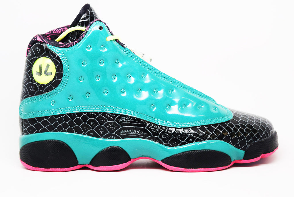 Air Jordan 13 Retro DB Doernbecher BG GS