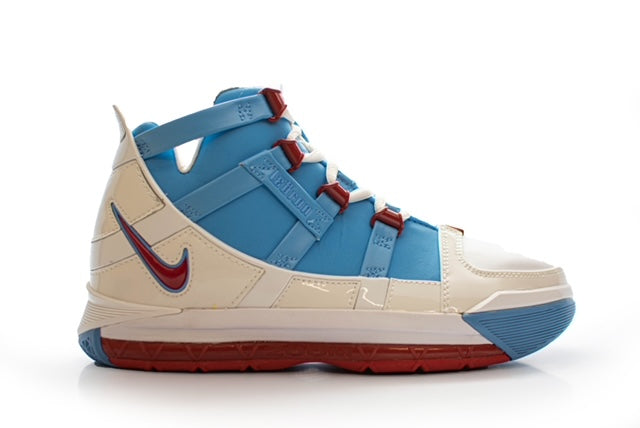Nike LeBron 3 Houston Oilers (2019)
