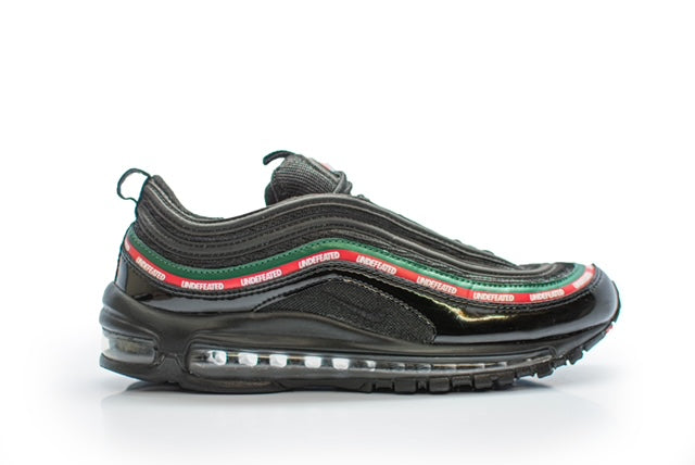 *Worn Size 8* Nike Air Max 97 UNDFTD Black