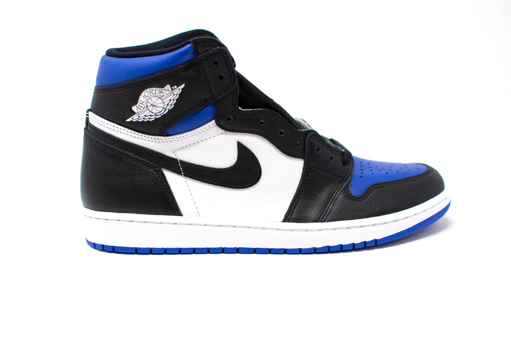 Air Jordan 1 Retro Royal Toe