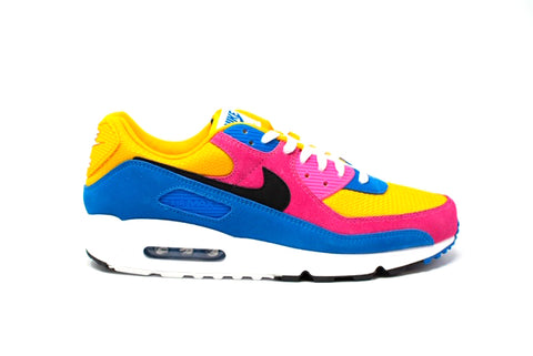 Nike Air Max 90 Multicolor Suede