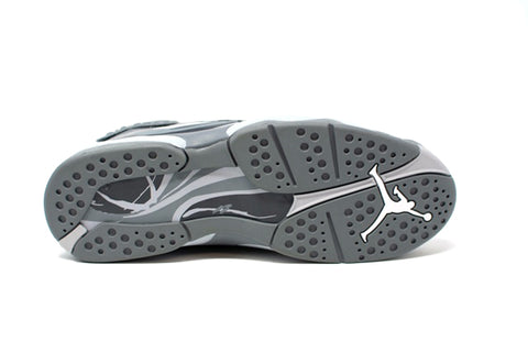 Air Jordan 8 Retro Cool Grey