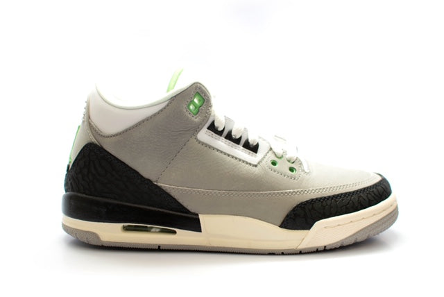 Air Jordan 3 Retro Chlorophyll GS
