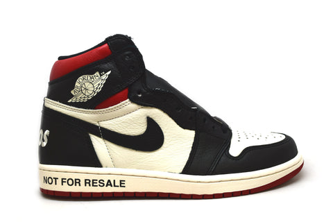 Air Jordan 1 Retro Not For Resale Varsity Red