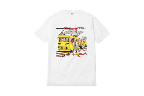 Supreme Wilfred Limonius Buy Off The Bar Tee White