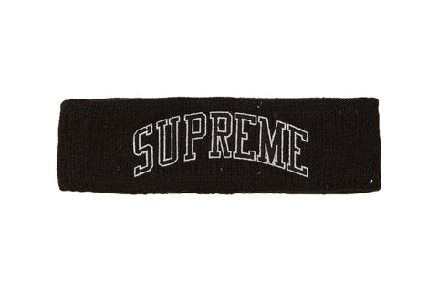 Supreme Box Logo Crewneck FW18 Black
