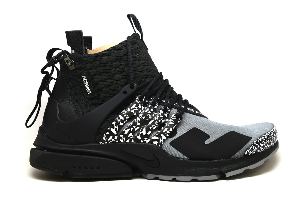 Nike Air Presto Mid Acronym Cool Grey